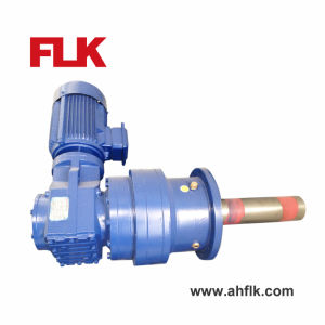 Planetary Gearbox Gear Motor with Bevel Helical Gearbox (P series K series)