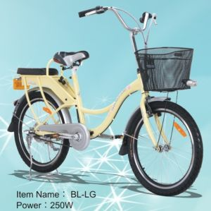 Bl-LG Lithium Electric Bicycle