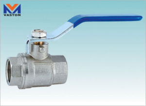 High Quality Ball Valve, Brass Body (VT-6118) pictures & photos