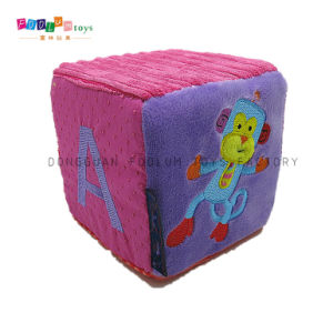 Plush & Stuffed Block a Baby Game Toy Baby Cube Toy