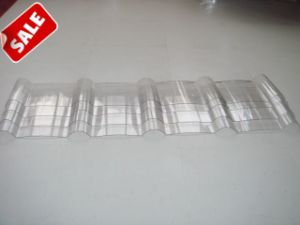 Corrugated Polycarbonate Sun Sheet for Roofing