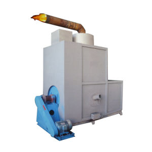 Biological Particles Combustion Furnace Energy Conservation Experts Used in Powder Coating Line