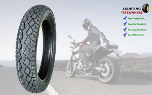 Super Strength Sets of Tyres with Tubes for Honda Motorcycle Tire 110/90-16