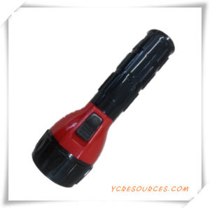 Genuine Rechargeable Flashlight Torch for Promotion (EA05014) pictures & photos
