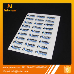Custom Printing Durable Outdoor UV Resistant PVC Sticker