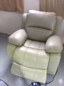 Modern Recliner Sofa Chair, Electric Type Recliner Leather Chair (GA03) pictures & photos