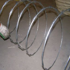 Hot Sale Galvanized Concertina Razor Barbed Wire