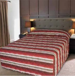 China Hotel Bedding Set Fitted Top Sheet Printd Coverlet Printed Bedspread China Bedspread And Bed Cover Price