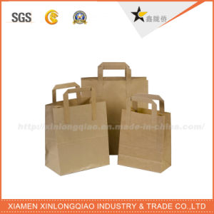 Hot Sale Christmas Paper Bag with Handle pictures & photos