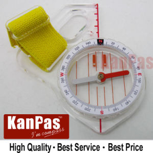 Kanpas Orienteering Thumb Compass, Sourcing Agent Usable All Over The World! #Ma-40-F