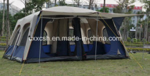 3 Rooms Big Camping Tent pictures & photos
