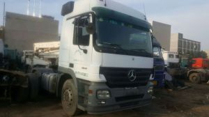 Used mercedes actros for sale in europe