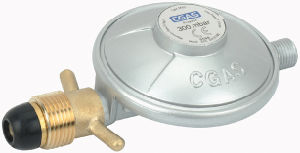 LPG Euro Media Pressure Gas Regulator (M30G10G300) pictures & photos
