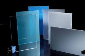 Fire Retardation Lexan Clear Colored PC Solid Sheet pictures & photos
