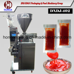 Tomato Ketchup Pouch Packing Machine (J-40II) pictures & photos