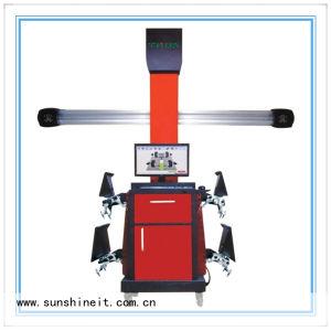 Wheel Alignment Machine >> John Bean Software 3d Wheel Alignment Machine With Ce