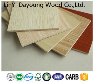 Cabinet Usage Laminated Particle Board Lowes With 1220x2440mm