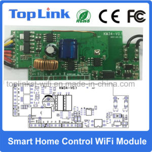 Top-Km34 Esp8266 LED Smart Control WiFi Module with 5 Way PWM Driver to Control 5 Colors Lighting (R/G/B/WW/CW)