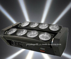 8*10W CREE White LED Spider Beam Bar pictures & photos