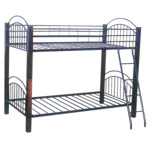 China School Hotel Military Worker Cheap Steel Metal Bunk Bed