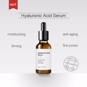 d05d4833584 Organics Vitamin C Serum for Face 20% with Hyaluronic Acid & Vitamin E, 1