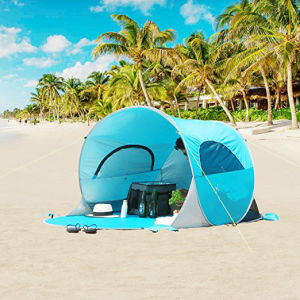 top fashion 68247 5fd18 Pop up Beach Tent Instant Sun Shelter Tent