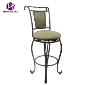 Swell Round Rush Seat Swivel Counter Height Bar Stool High Chair With Wicker Back Pabps2019 Chair Design Images Pabps2019Com