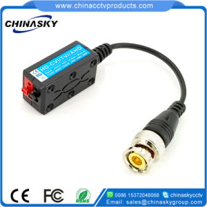 Combinable HD-Cvi/Tvi/Ahd Passive CCTV UTP BNC Cat5 Video Balun