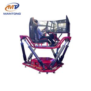 Factory Price New Design 3 Dof Arcade Car Racing Simulator
