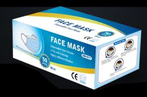 Face Mask 3 Ply Mask Hight Quality