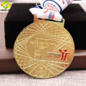 Custom Metal Medal and Trophies for Bicycle Sport Award Medals Basketball Dance Game China Manufacture