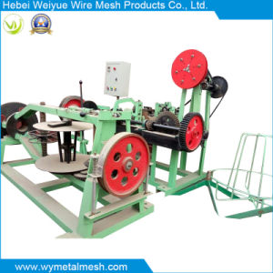 Barbed Wire Mesh Machine pictures & photos