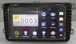 8 Inch HD Screen Android Car DVD Player for Volkswagen Magton with 3G, WiFi (LZT-8800)