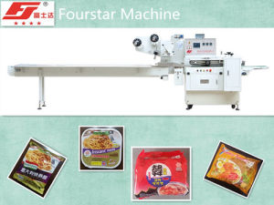 Instant Noodles Pasta Packaging Machine