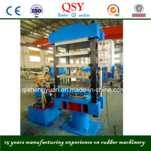 Hydraulic Hot Plate Vulcanizing Press pictures & photos