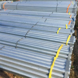 88.9mm High Quality Galvanized Steel Pipe
