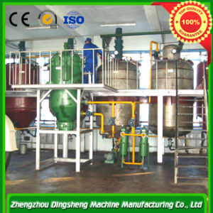 Crude Cooking Oil Refining Equipment pictures & photos
