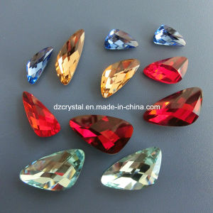 China Decorative Point Back Lead Free Crystal Bead for Garment pictures & photos