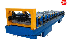 Roof Panel Roll Forming Machine (Yx13.7-145.8-875) pictures & photos