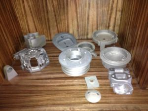 Aluminum Zinc Die Castings Parts pictures & photos