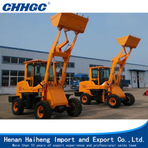 China Best Price Payloaders Wheel Loader for Sale