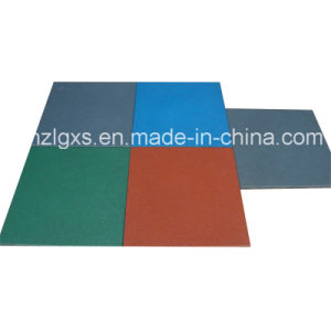 Colorful EPDM Rubber Flooring Tile/Mat pictures & photos