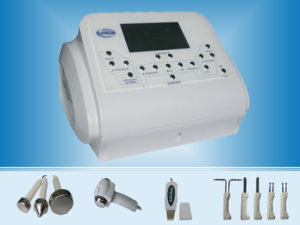 4 in 1 Ultrasonic Bio Skin Expert Beauty Equipment (B-6305) pictures & photos