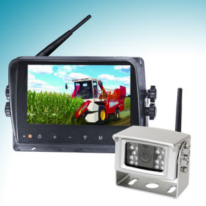 Wireless Rear View System with 7 Inch LCD Monitor (WM-121, WC-087)