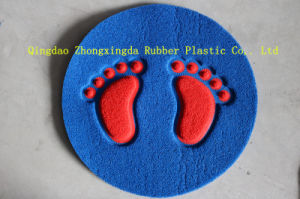 3G PVC Roundness Door Mat Foot Mat for Floor