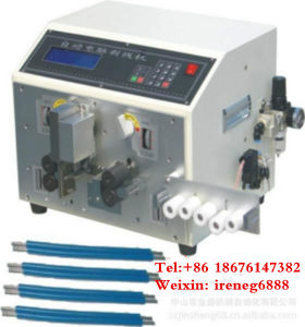 Digital Wire Cutting & Stripping Machine on wire connector, wire leads, wire nut, wire ball, wire cap, wire sleeve, wire holder, wire clothing, wire antenna, wire lamp,