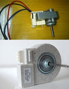 Brushless DC Motor for Refrigerator
