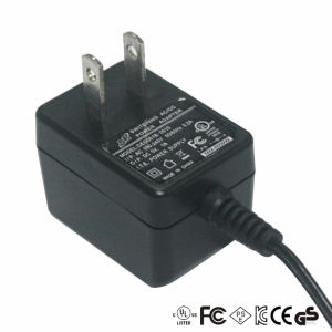 10W AC/DC Adapter with CE/FCC/UL/cUL/GS/PSE