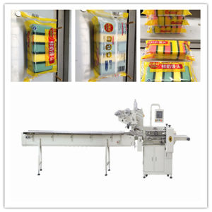 Clean Cloth Packing Machine with Feeder (SFA 590) pictures & photos