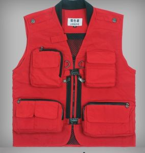 Custom Sleeveless Winter Multi Pocket Military Bulletproof Vest Sale pictures & photos